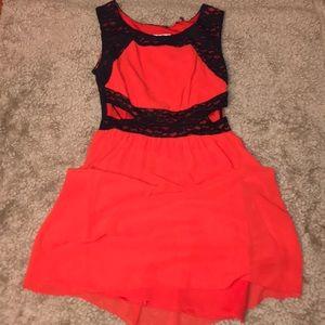 Sweet Storm mini dress
